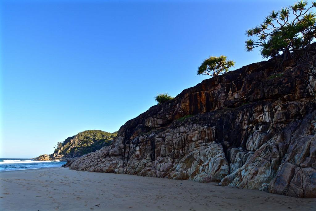 Beach at Little Bay