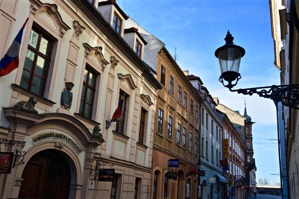 Houses Bratislava