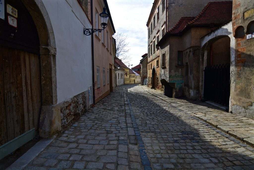 Old Street Bratislava
