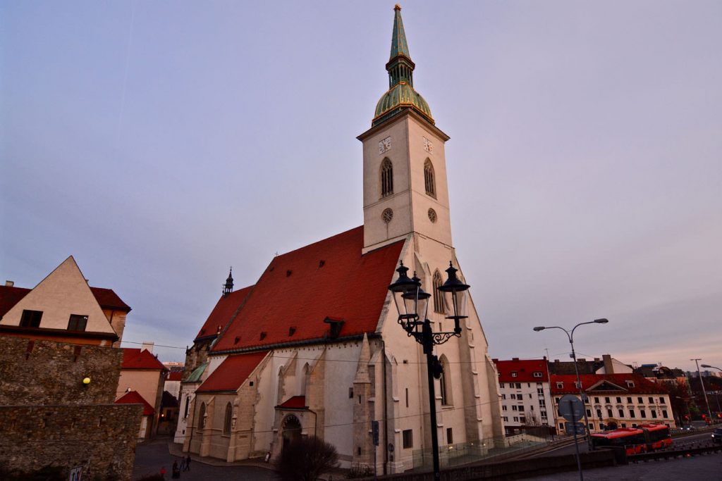 St. Martins Cathedral Bratislava