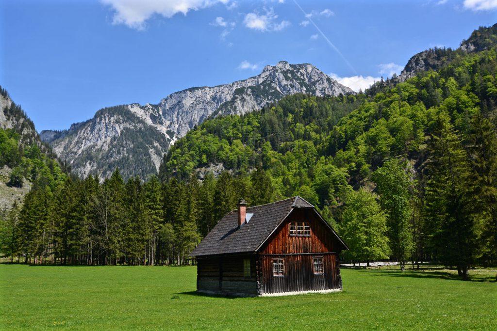 Cabin near Hochblaser