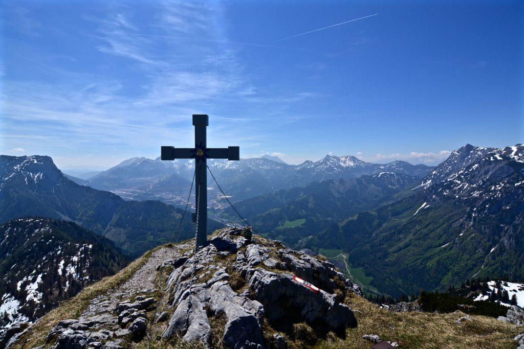 Summit cross Hochblaser