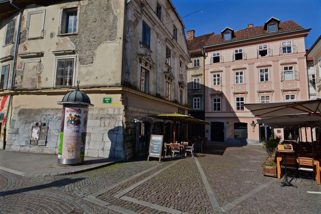 City, square