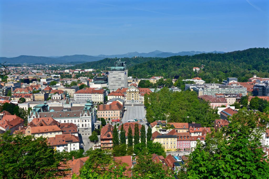 city, view