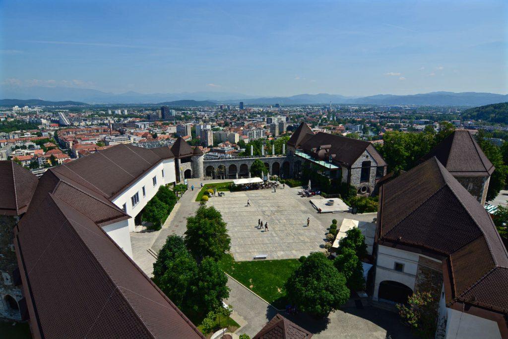 Castle, Lubljana