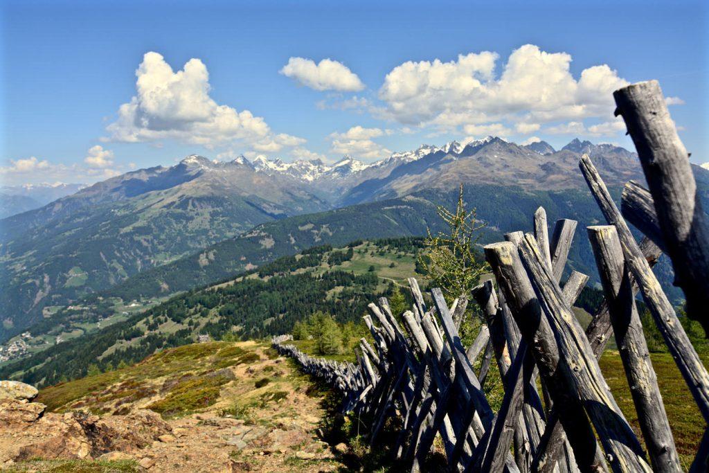 Ederplan Tyrol Austria Mountains