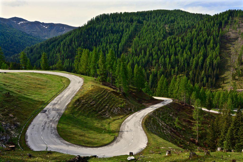 Nockalm road