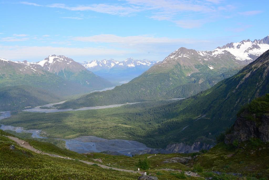 Hike to Exit Glacier