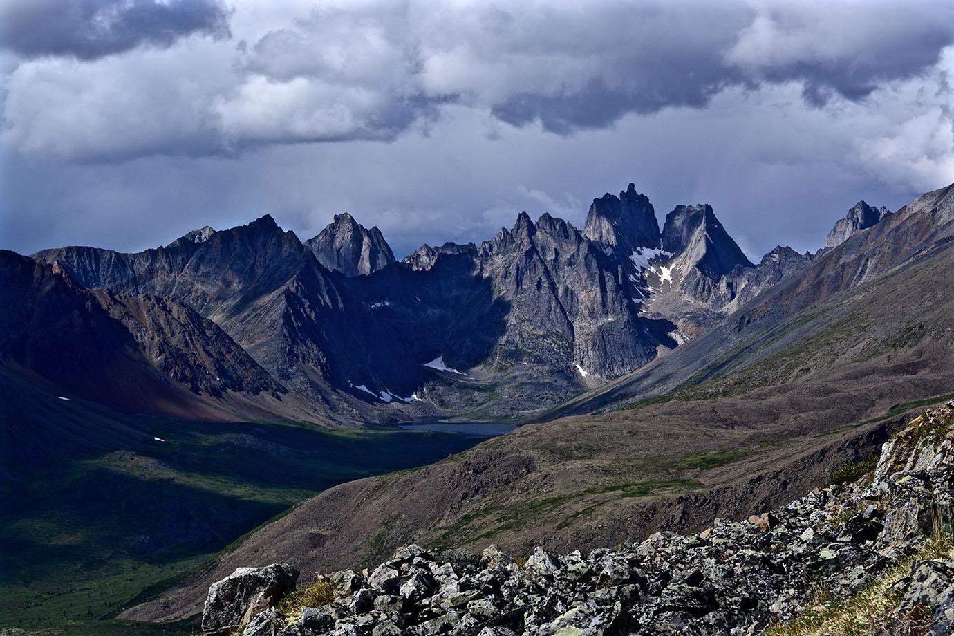 Mount Frank Rae