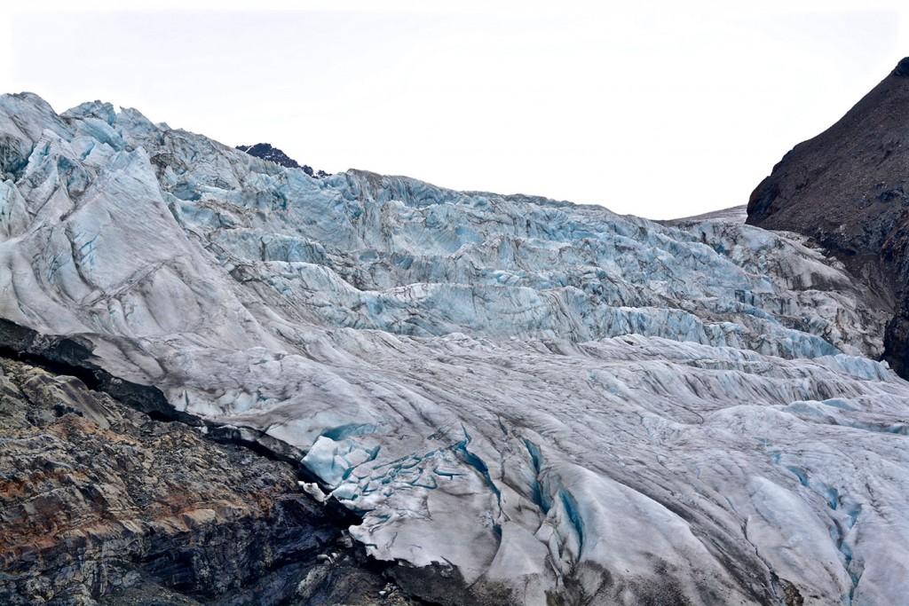 Yanert Glacier