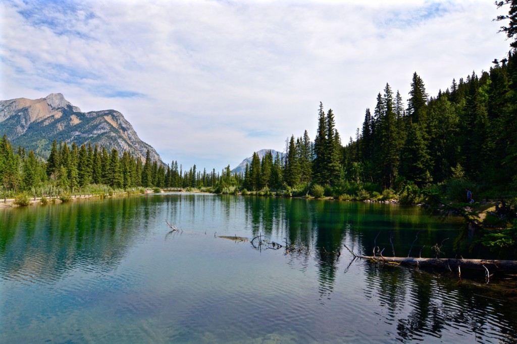 Mount Lorette Ponds