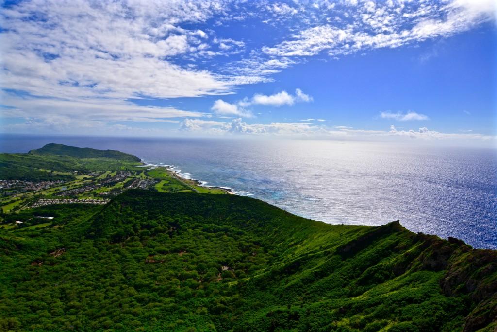 View from Koko Head