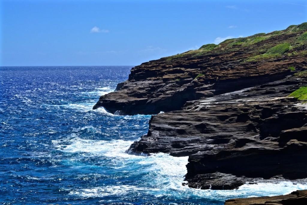 Cliffs at Makapu'u