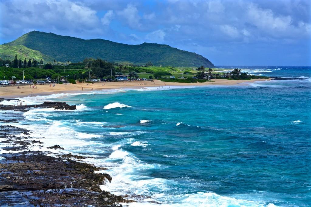 Beach at Makapu'u