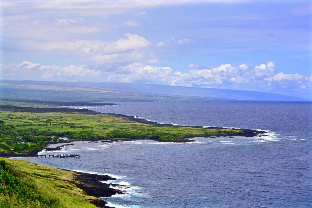 Bay near Ka Lae