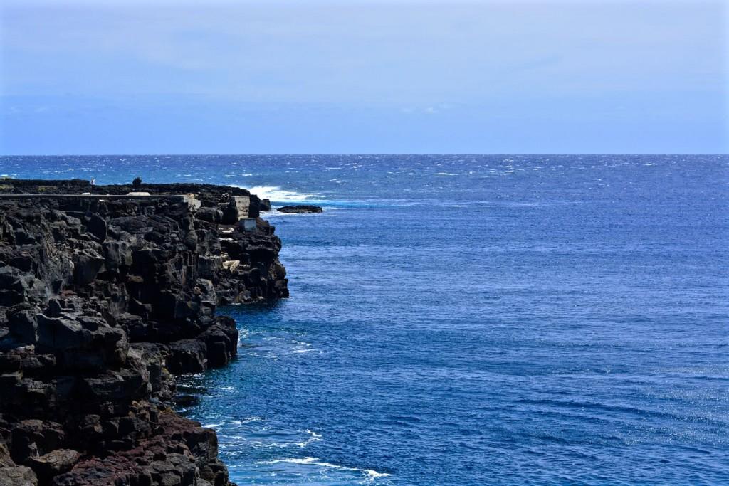 Cliffs at Ka Lae