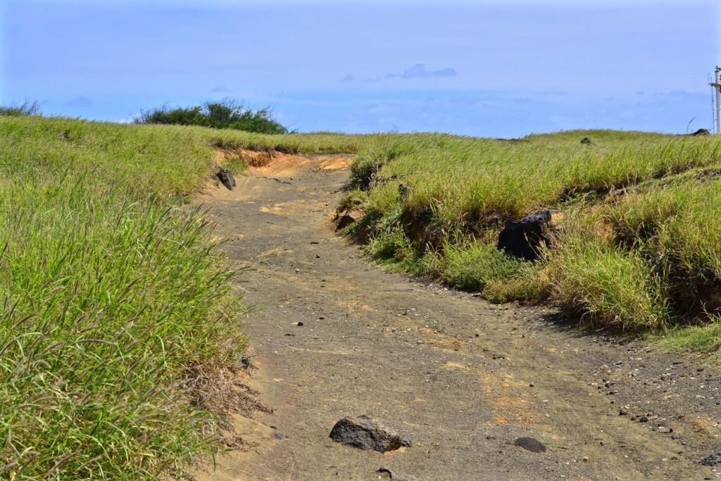 Path at Ka Lae
