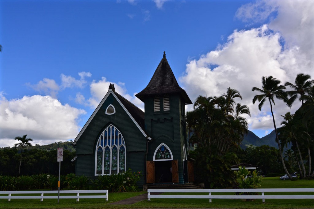 Church on Kauai