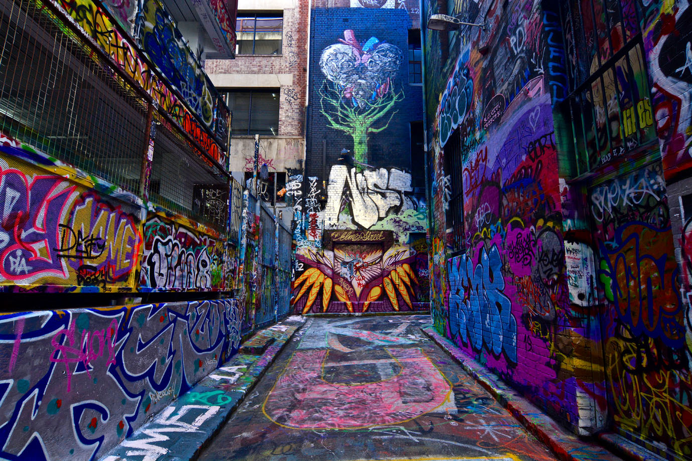 Hosier Lane