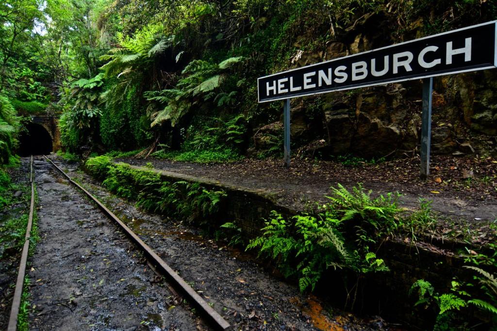 Helensburgh Station