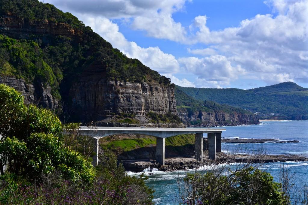 Sea Cliff Bridge