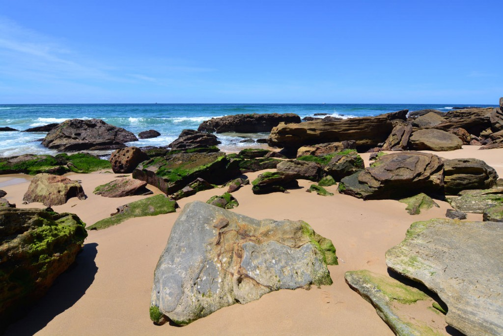 Beach at Royal National Park