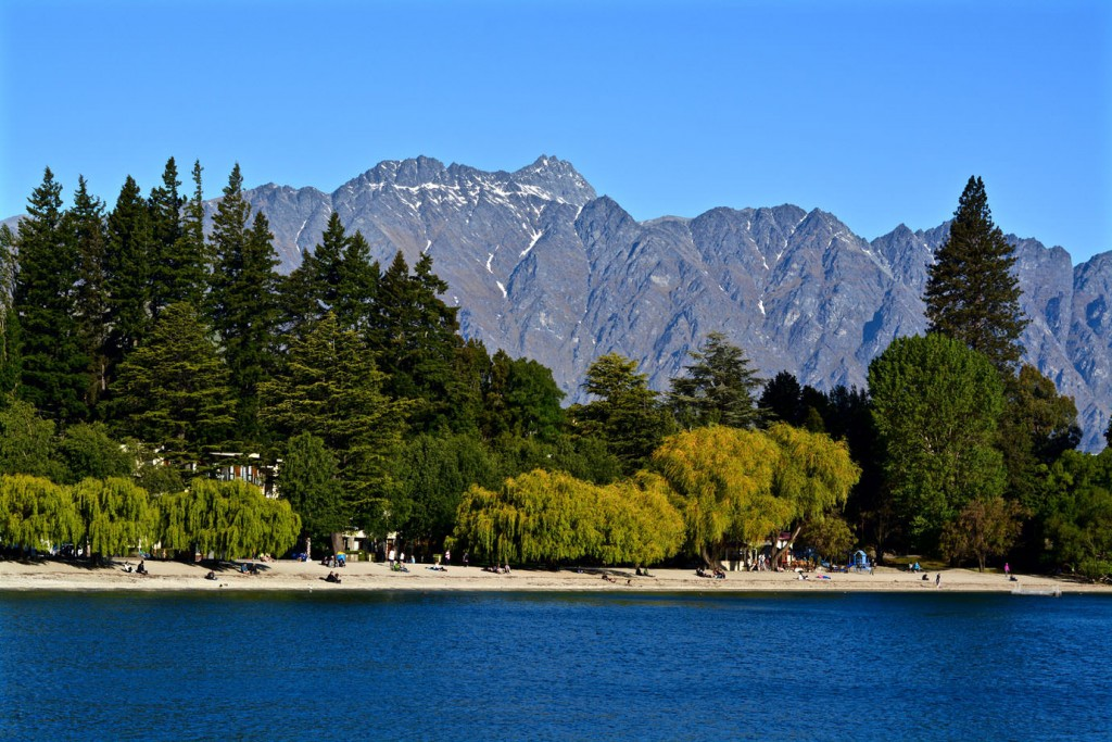Shore at Queenstown