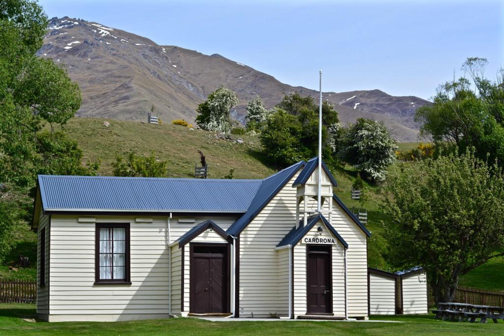 Church at Cardrona