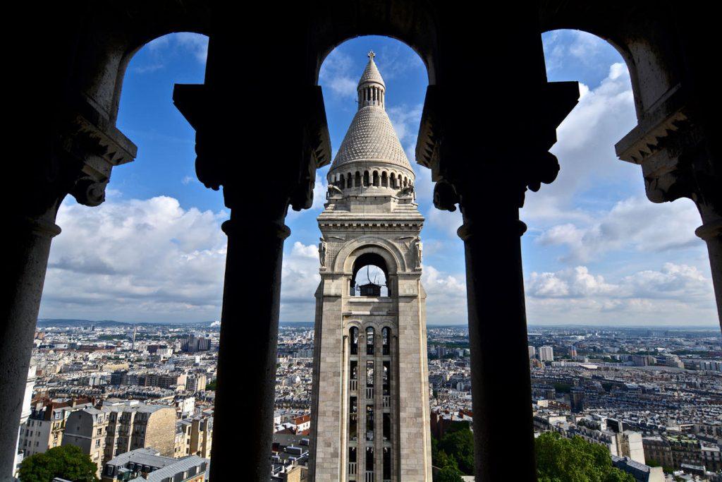 Tower of Sacre Cœur