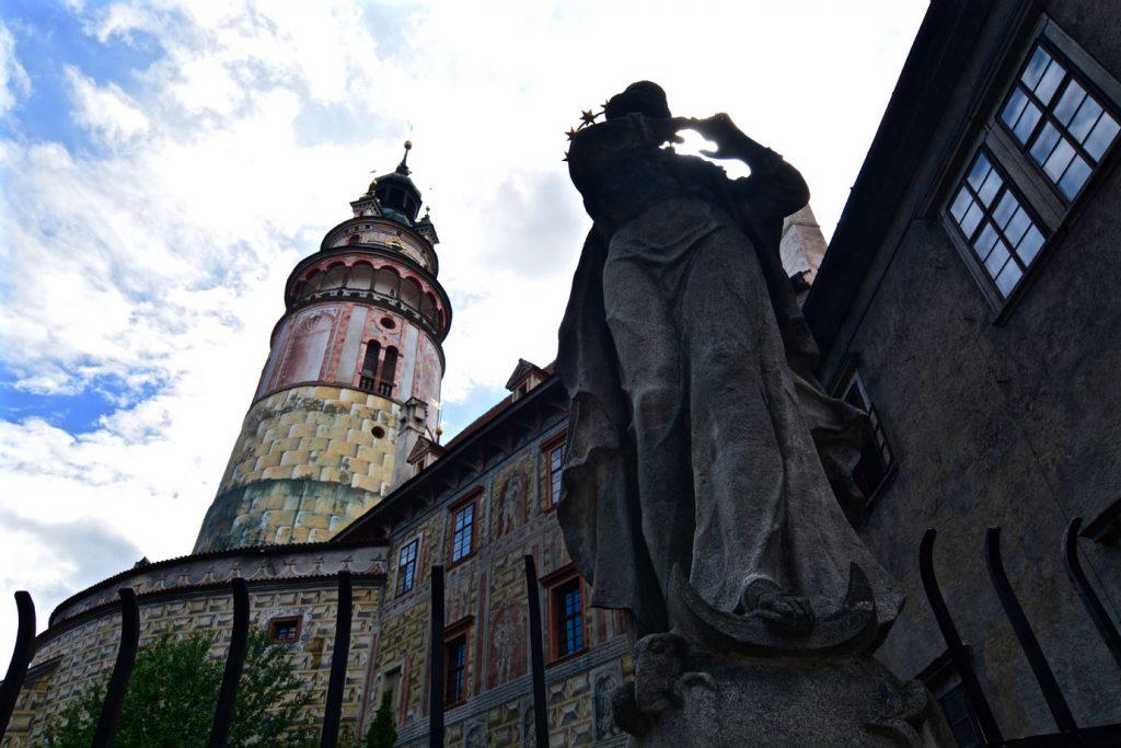 Krumlov Tower Castle