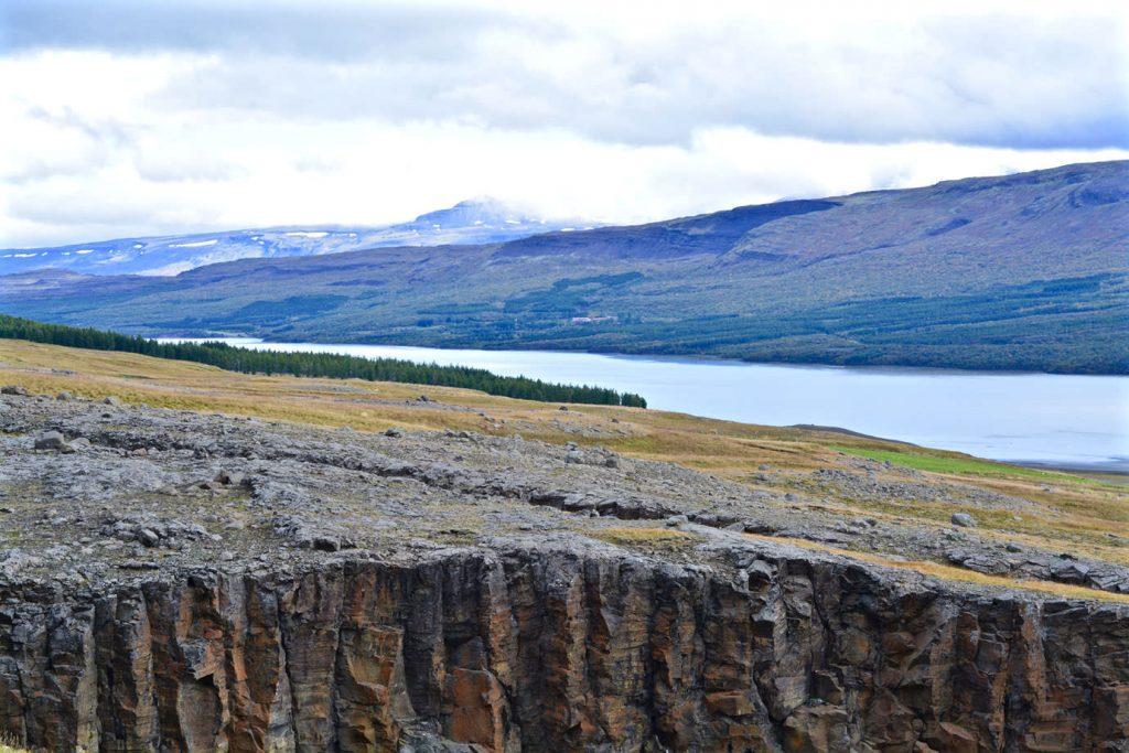 Pillar basalt