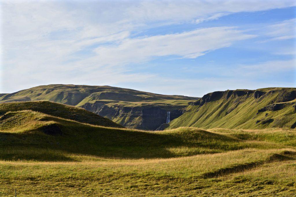 Canyon Iceland