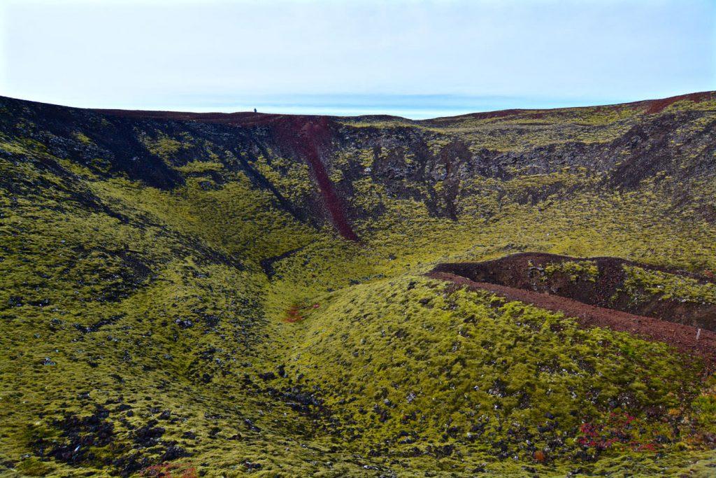 Grábrók Craters