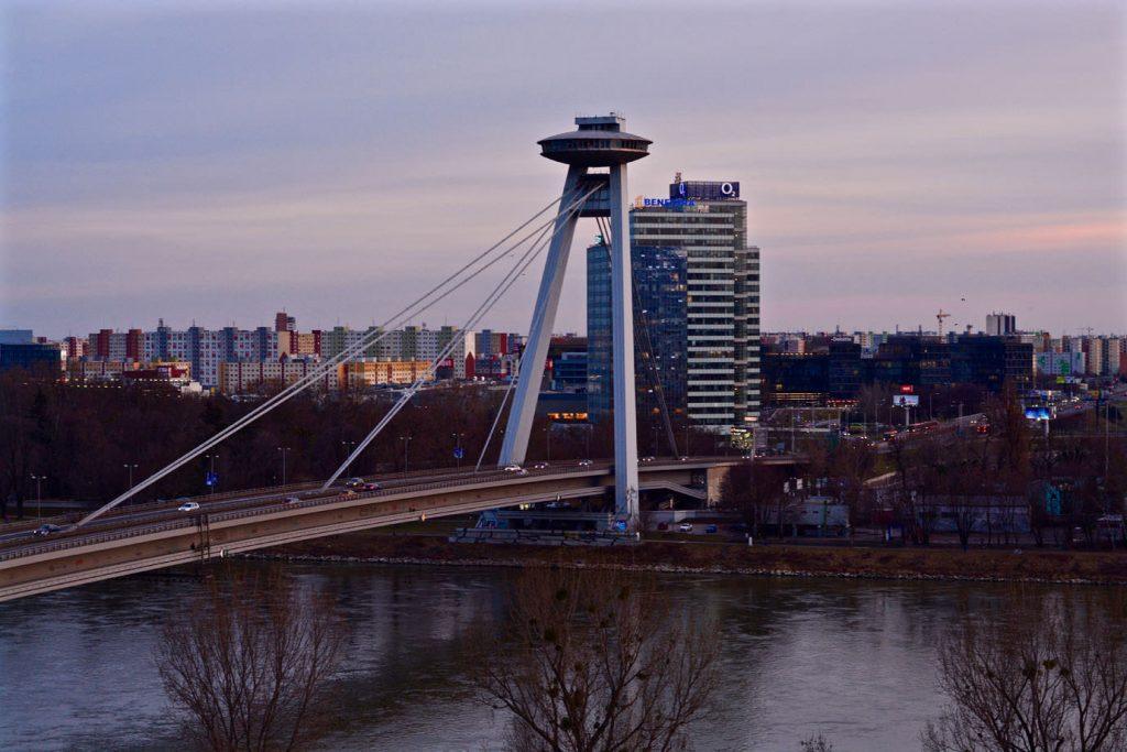 Bridge Bratislava