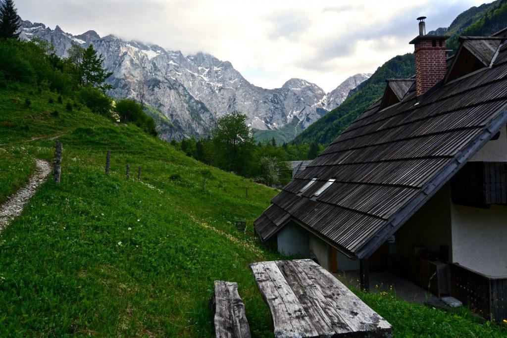 House, Mountains, Logar Valley