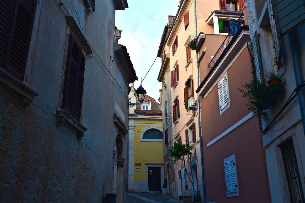 Piran alley