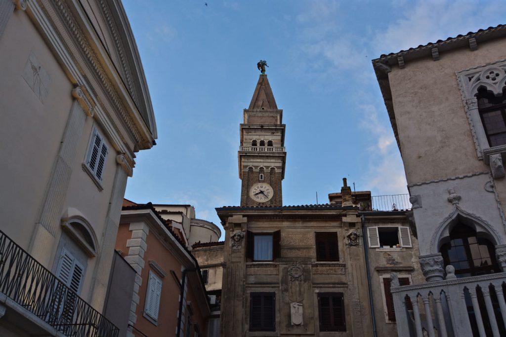 Piran tower