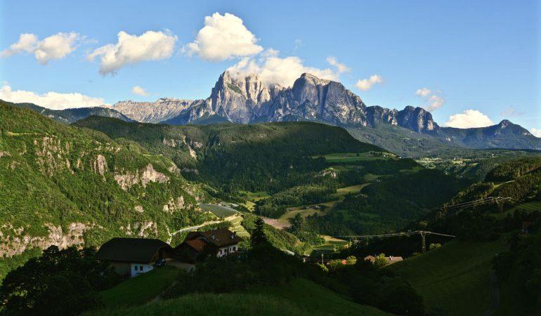 Salten-Schlern Valley