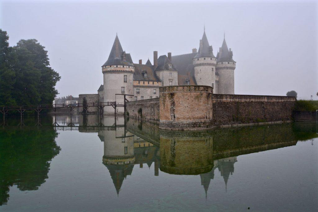 Castle of Sully-sur-Loire
