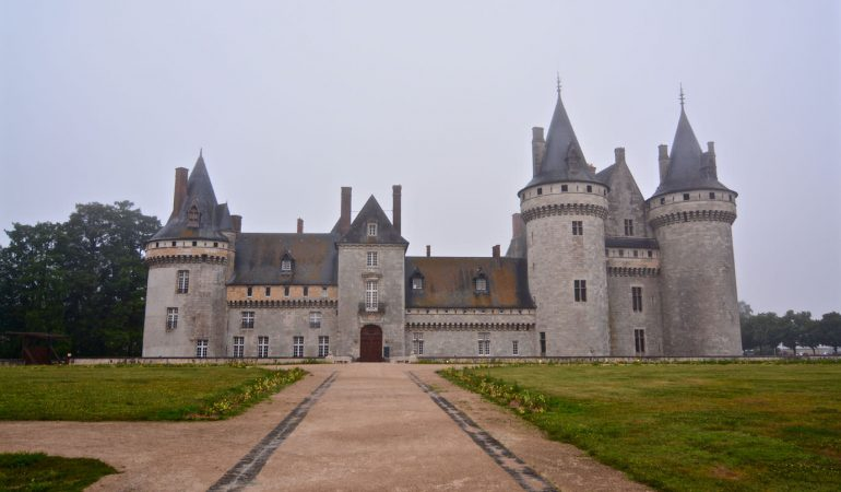 Castle of Sully-sur-Loire
